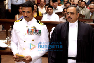 First Look Of The Movie Rustom