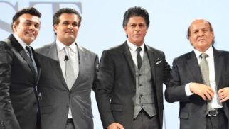 Shah Rukh Khan At The Launch Of D'Assist Application