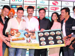 Shatrughan Sinha At Music Launch Of 'Mmisra'