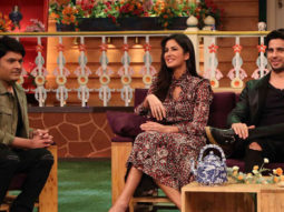 Katrina Kaif, Sidharth Malhotra On 'The Kapil Sharma Show'
