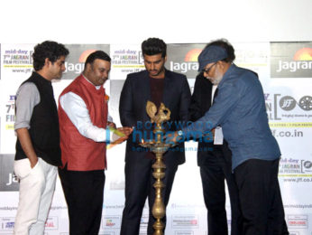 Arjun Kapoor at the 'Jagran Festival's inaugural night