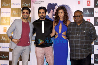 Ayushmann Khurrana graces the launch of the song 'Ik Vaari' by T-Series