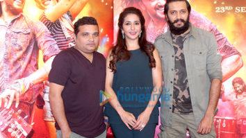 Cast of 'Banjo' celebrates director Ravi Jadhav's birthday