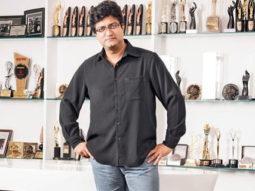 """When Not Films, I Express My Creativity By Writing Poetries, Books"": Prasoon Joshi"