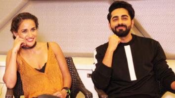 Ayushmann-Aisha-Aparshakti's Rapid Fire On Ranbir, SRK, Alia