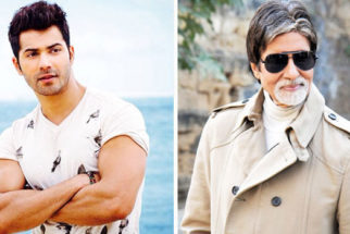 """Varun Dhawan On His Next With Amitabh Bachchan: """"Honestly It's A Rumo"""