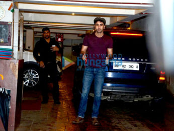 Ranbir Kapoor, Malaika Arora Khan, Amrita Arora snapped at Kareena Kapoor Khan's birthday bash