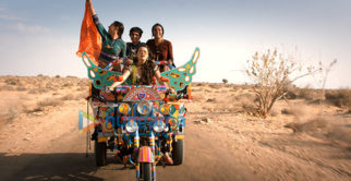 Movie Stills Of The Movie Parched