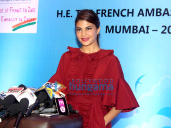 Sajid Nadiadwala conferred with the French Honour in Mumbai