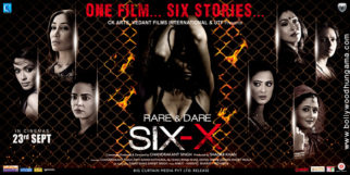 First Look Of The Movie Six-X