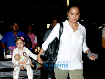Sushant Singh Rajput, Aishwarya Rai Bachchan, Kangna Ranaut & others snapped at the airport