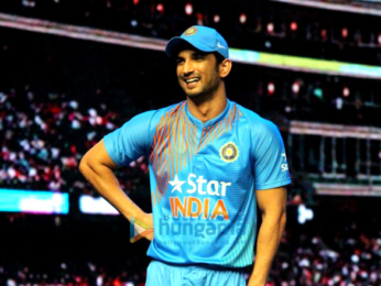 Sushant Singh Rajput promotes 'M.S. Dhoni - The Untold Story' on the sets of 'Dance+'