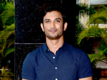 Sushant Singh Rajput snapped at 'M.S. Dhoni - The Untold Story'
