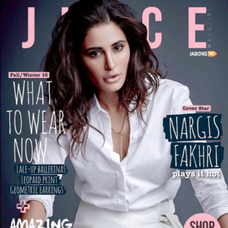 Nargis Fakhri On The Cover Of The Juice