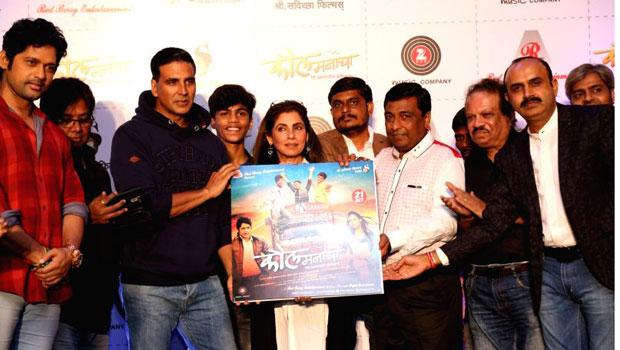 Trailer And Music Launch Of The Film 'Kaul Manacha'