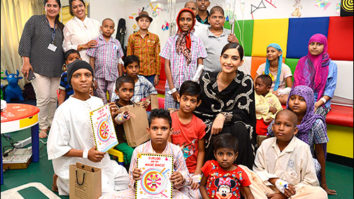 Check out: Sonam Kapoor reads to the children at the Tata Memorial Hospital