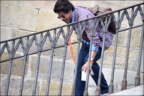 Check out: Shah Rukh Khan shoots for Imtiaz Ali's next in Prague