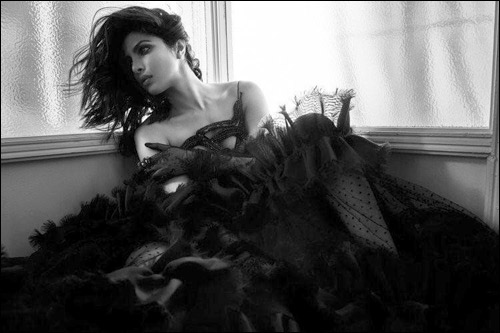 Check out: Priyanka Chopra sizzles on the cover of Flaunt Magazine