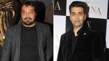 Anurag Kashyap's Roaring Support To Karan Johar
