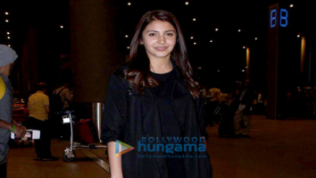 Anushka Sharma returns back post 'The Ring's shoot