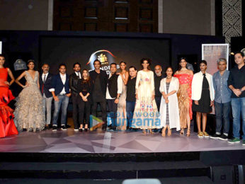 Arjun Rampal, Masaba, Shane Falguni and others attend the Blenders Pride Fashion Tour announcement