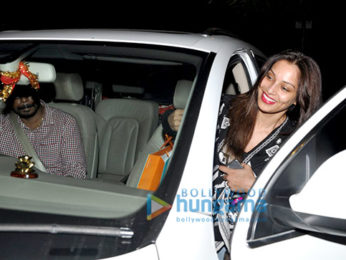 Bipasha Basu snapped at Hakim's Aalim salon