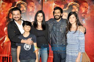 Celebs grace the special screening of 'Mirzya' at NSCI in Mumbai