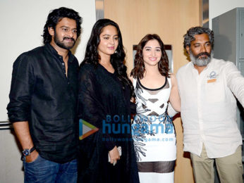 First look launch of 'Bahubali 2 The Conclusion' at MAMI 18th Mumbai Film Festival