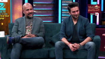 'Hilarious Baloon Splash Game With Vishal-Shekhar On 'Yaaron Ki Baraat'