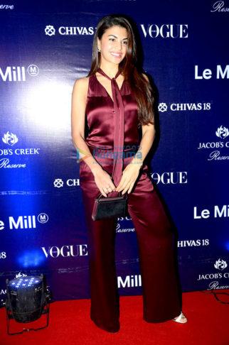 Jacqueline Fernandez graces Le Mill Bash in Colaba