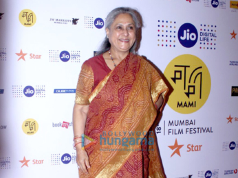 Jaya Bachchan graces the MAMI 18th Mumbai Film Festival 2016