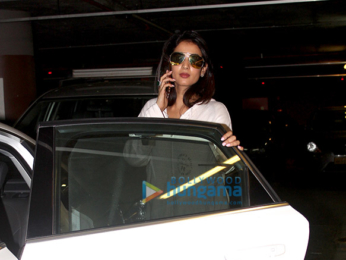 Kangna Ranaut and others snapped at the airport