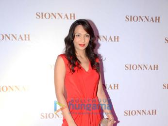 Malaika Arora Khan, Bhumi Pednekar & others grace the launch of Sionnah