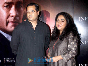 Premiere of 'Inferno' hosted by Irrfan Khan