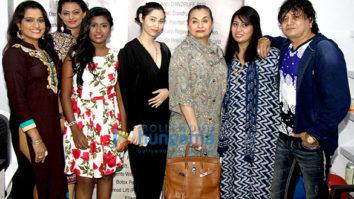 Salma Agha,Tinaa Ghaai, Sasha Agha grace the opening of Perfect Woman Aesthetic Centre in Andheri