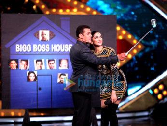 Salman Khan & Deepika Padukone launch 'Bigg Boss 10'