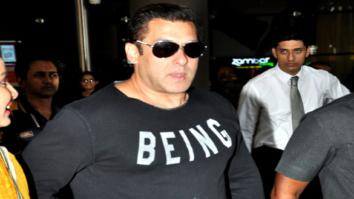 Salman Khan returns from Manali schedule of 'Tubelight'