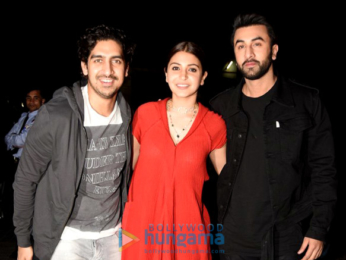 Cast and crew screening of 'Ae Dil Hai Mushkil'
