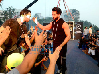 Shahid Kapoor at the launch of 'Skult'