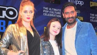 Shivaay Comics Launch Ajay Devgn,