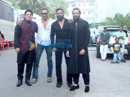 Suniel Shetty and Jackie Shroff on Yaaron Ki Baarat