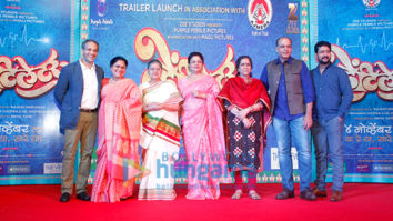 Trailer launch of Priyanka Chopra's Marathi film 'Ventilator'