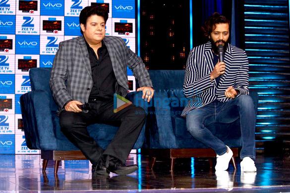 Yaadon Ki Baarat shoot with Riteish Deshmukh and Sajid Khan