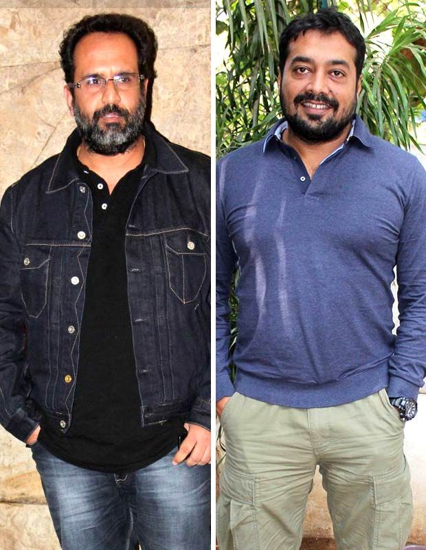 Aanand L. Rai ropes in Anurag Kashyap for two films