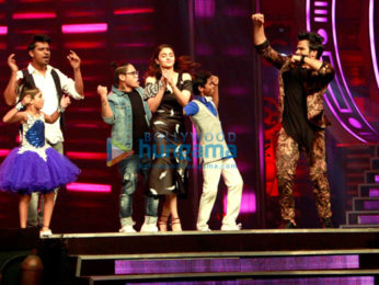 Alia Bhatt promotes 'Dear Zindagi' on the sets of 'Super Dancer'