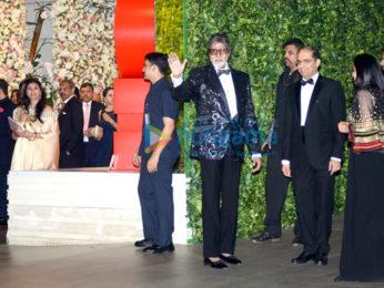 Bollywood celebs shine at Mukesh and Nita Ambani's niece Isheta's wedding bash