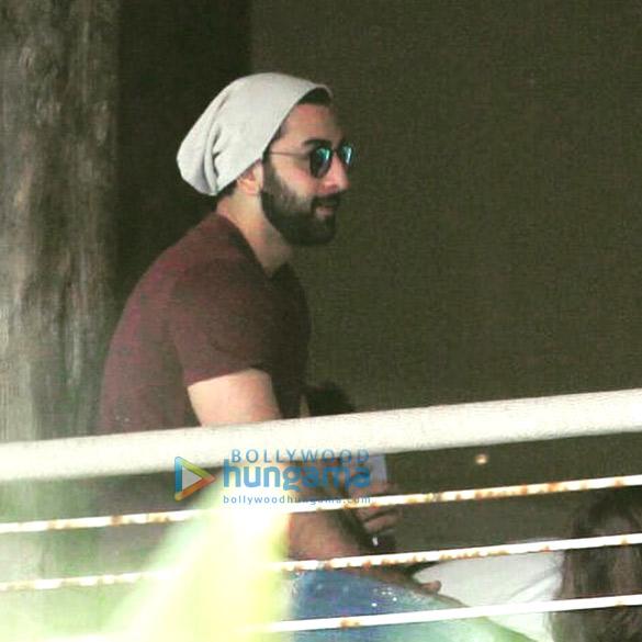 Celebs snapped at Shah Rukh Khan's birthday bash in Alibaug