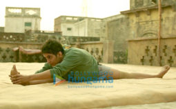 Movie Still From The Film Dangal