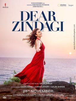 First Look Of The Movie Dear Zindagi