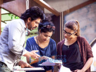 On The Sets Of The Film Dear Zindagi